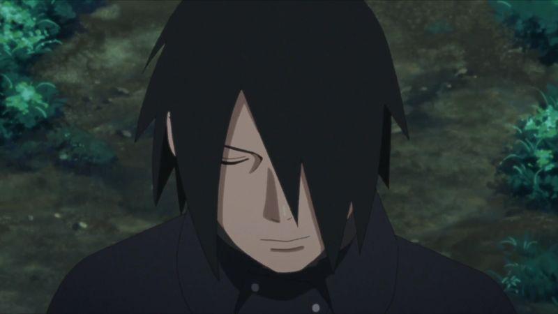 Sasuke Uchiha boruto
