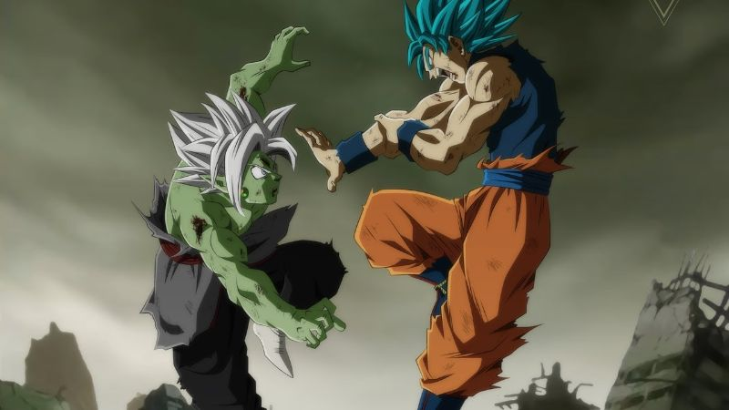 Goku's Hakai