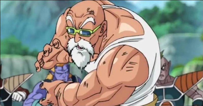 master roshi dragon ball super